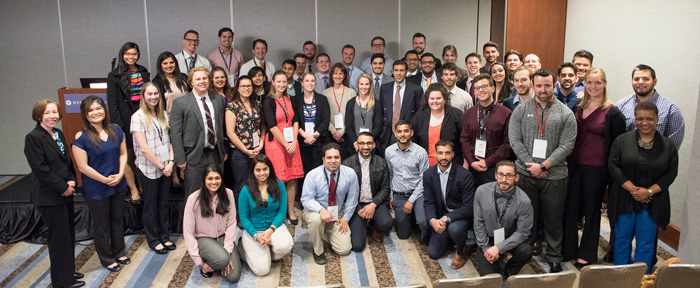 AAPSM President Amol Saxena, DPM, recently presented The Myth and Reality of Podiatric Sports Medicine to students of the the Dr. William M. Scholl College of Podiatric Medicine along with residents and fellows attending the Midwest Podiatry Conference in Chicago.