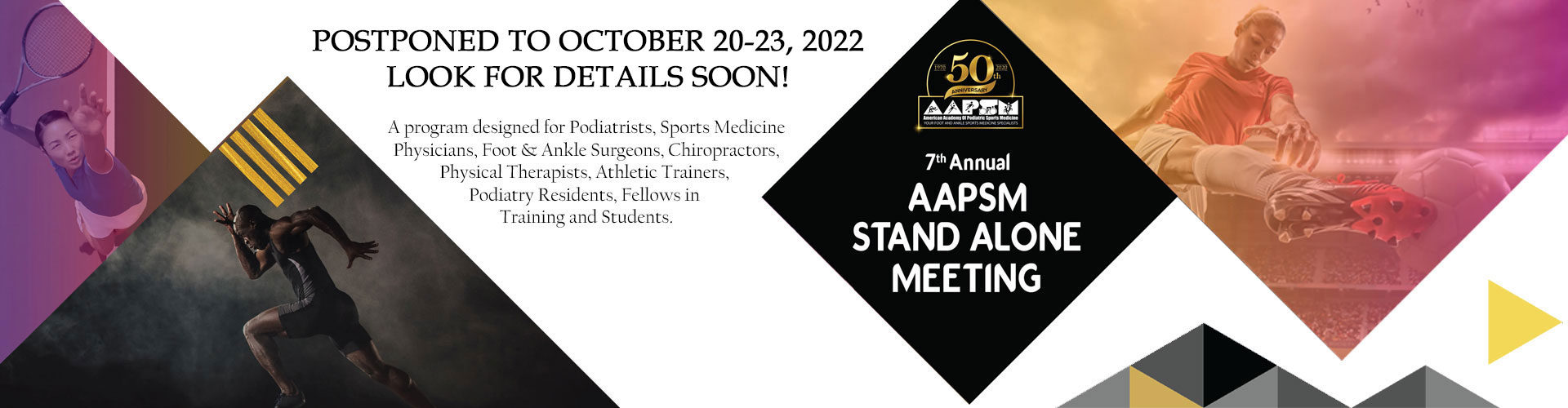 2020 AAPSM Stand Alone Meeting