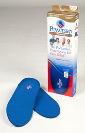 Powerstep Pre-Fabricated Orthotics