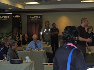 Photos of Stand Alone Meeting 2014